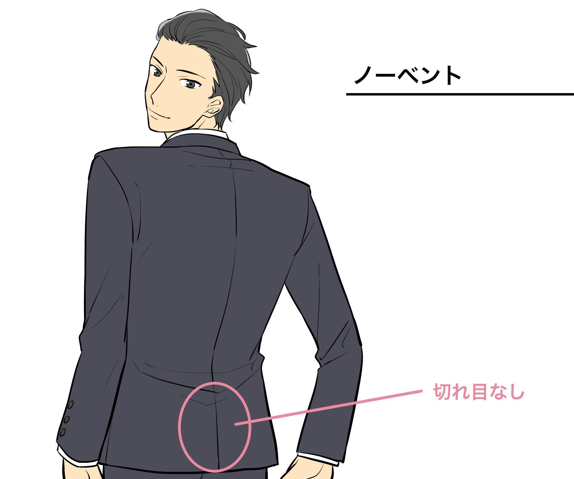 かっこいいスーツ姿を描く! スーツ男子の描き方講座 - 動画で学ぶ!by