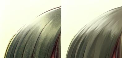透明水彩と不透明水彩
